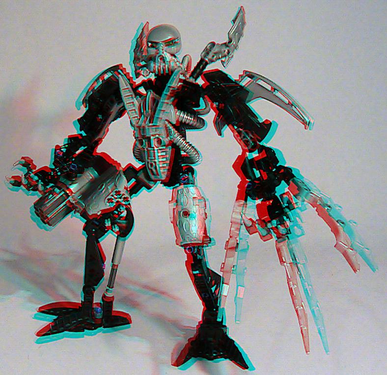 [fans arts]image bionicle 3D 8923