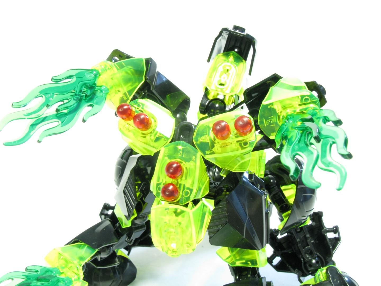 [MOC] Mécha Futuron (Walker-T1) 001