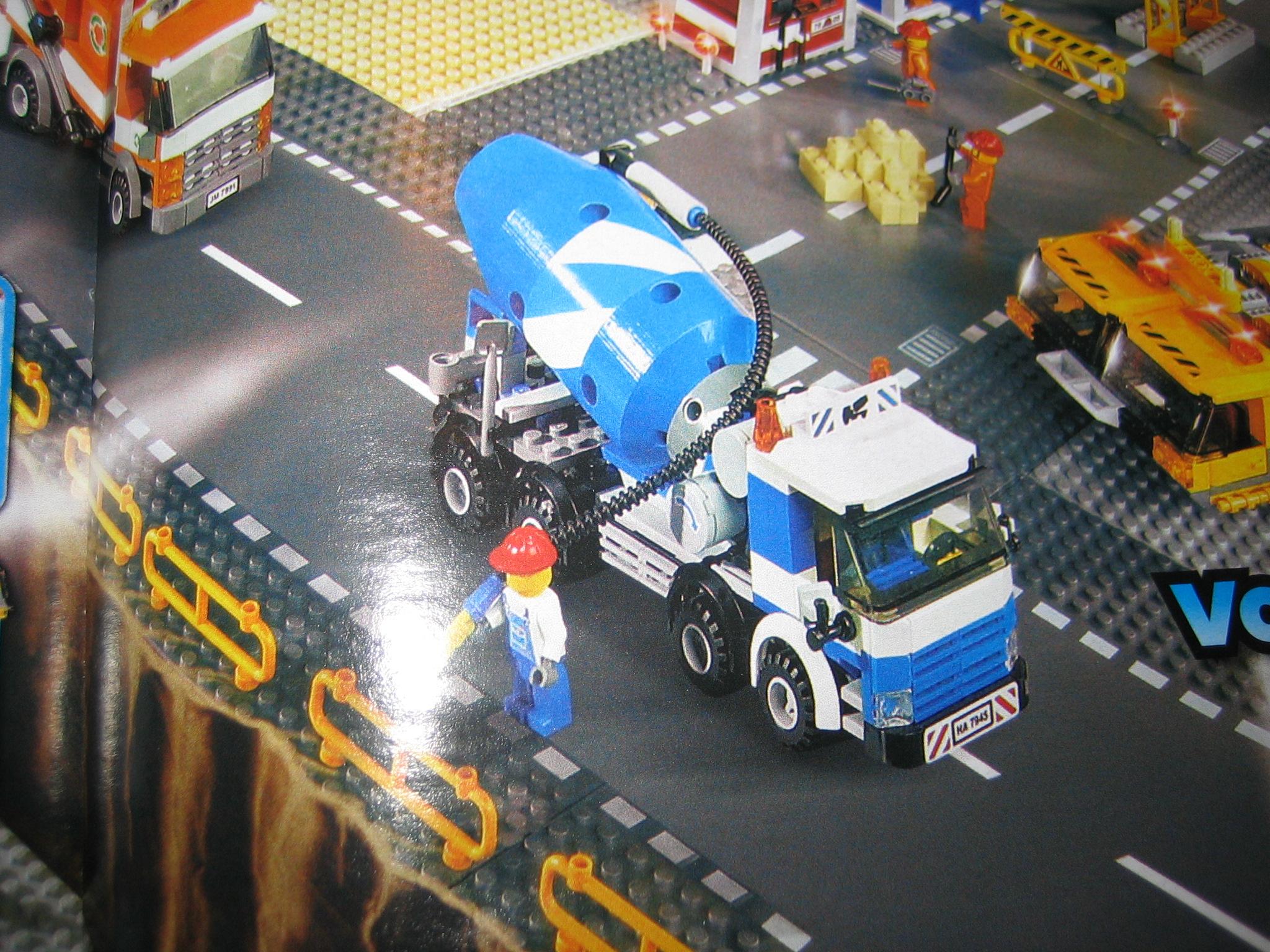 Lego city 2007 - 2a61