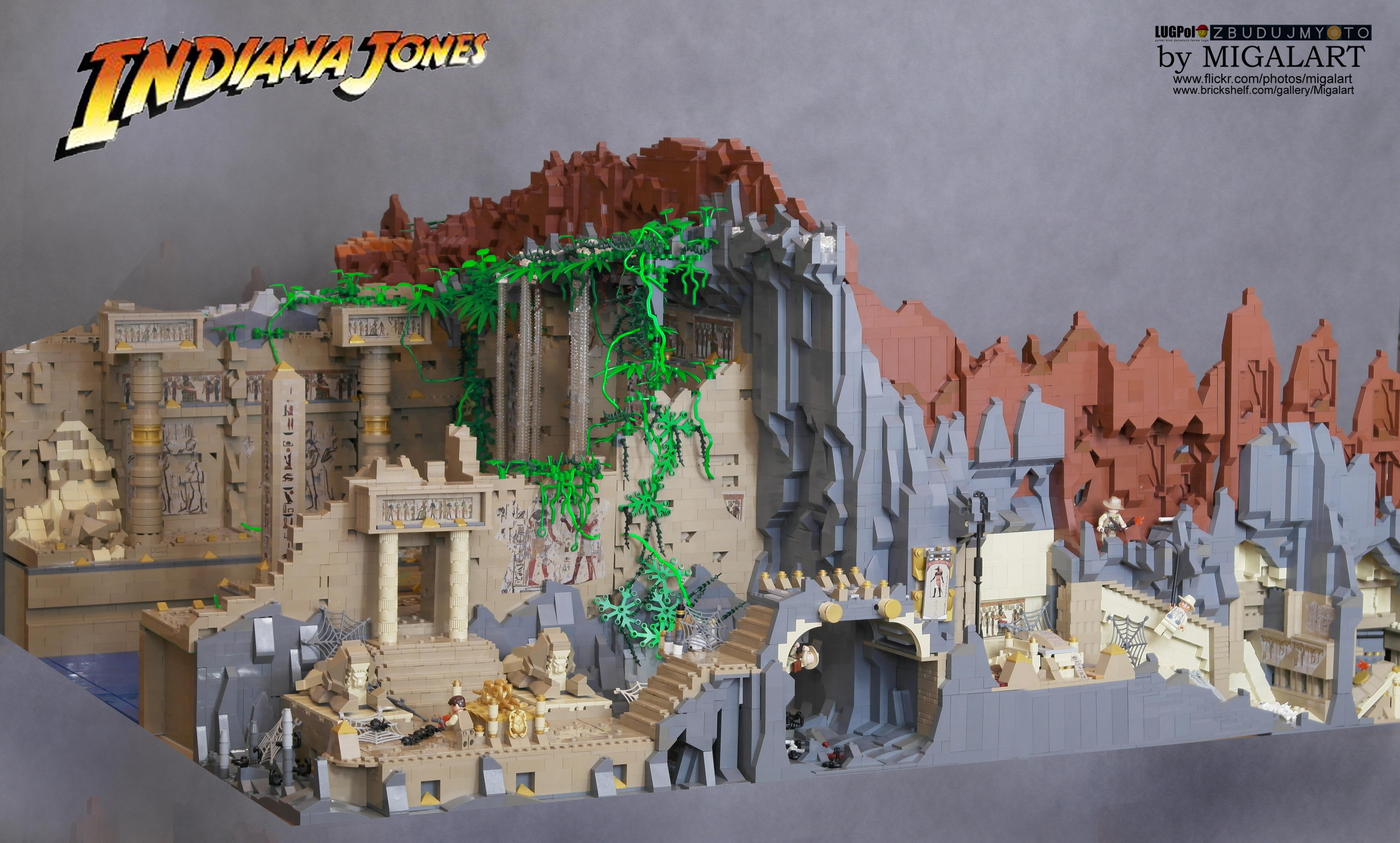 Indiana Jones 5 - complete story - LEGO Licensed ...