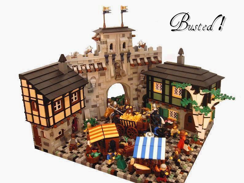 [LEGO] : MOYEN-AGE + liens 1