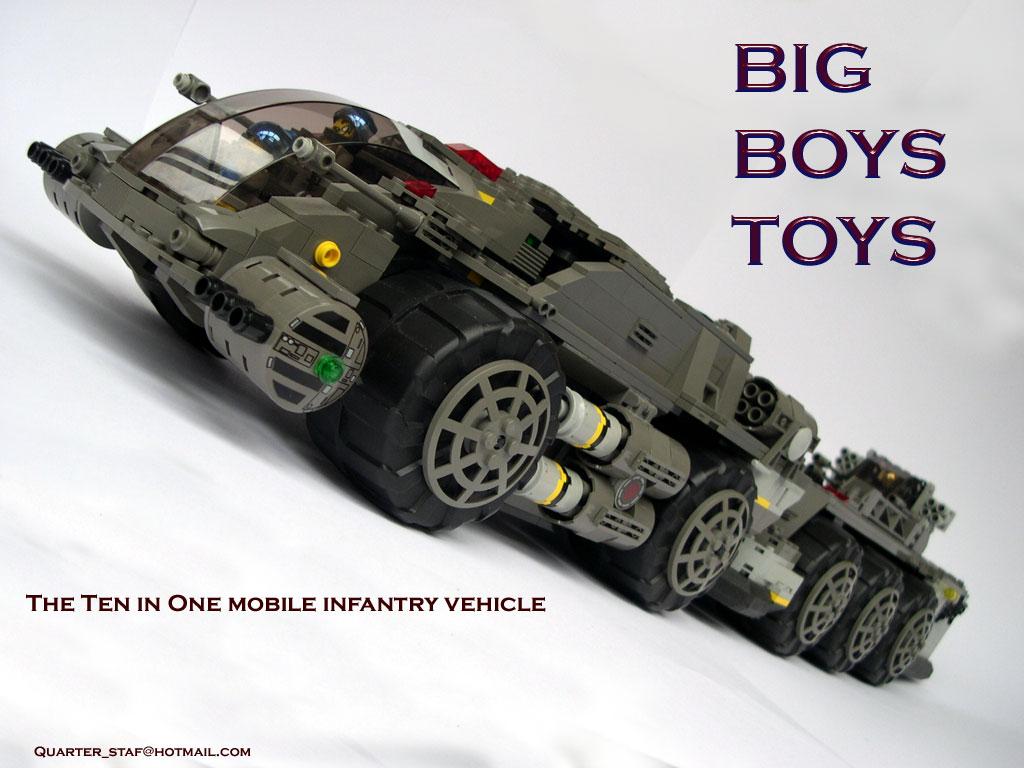 Big Boy Toys : Brickshelf gallery big boys toys g