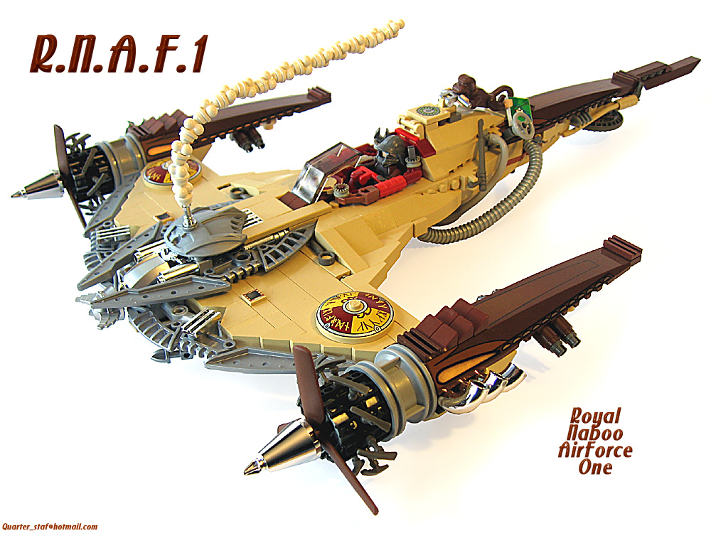 Posted in the category LEGO, Star Wars, Steampunk You can
