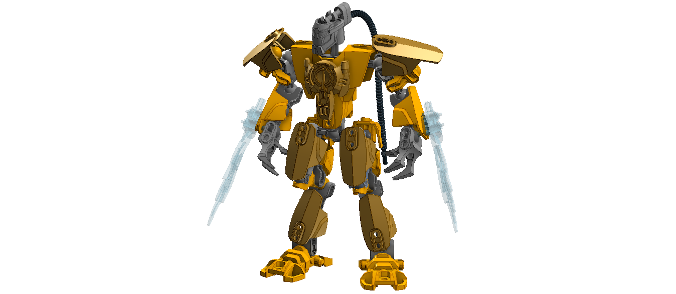 Protoss Zealot Bionicle Based Creations Bzpower