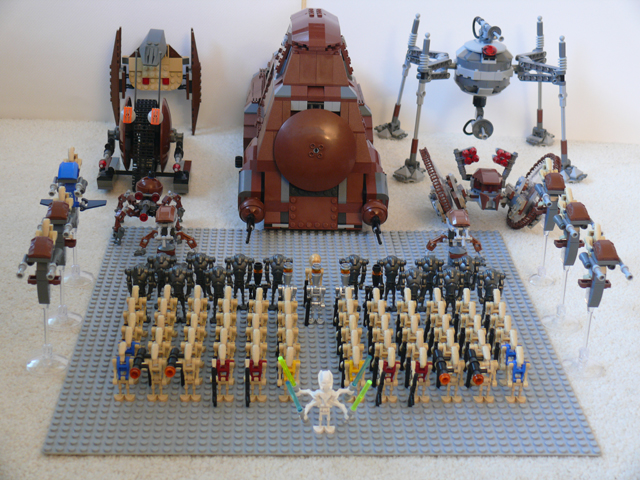 Show Your Army Navy and Collection Display  Page 4  LEGO Star