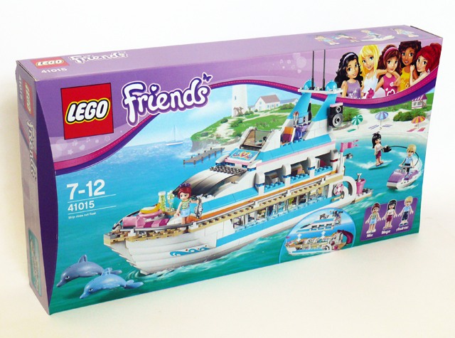 Lego Friends Heartlake Cruise Ship Pictures To Pin On