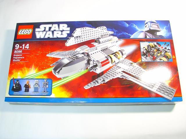 2010 星戰系列  8096  Emperor Palpatine's Shuttle