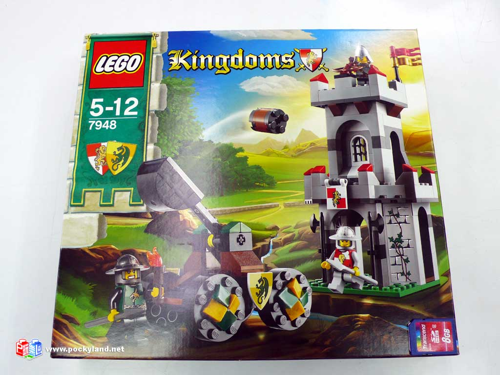 2010年 城堡系列 7948 前哨襲擊 LEGO Kingdoms