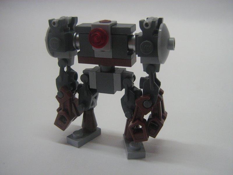 Как сделать робота из лего своими руками