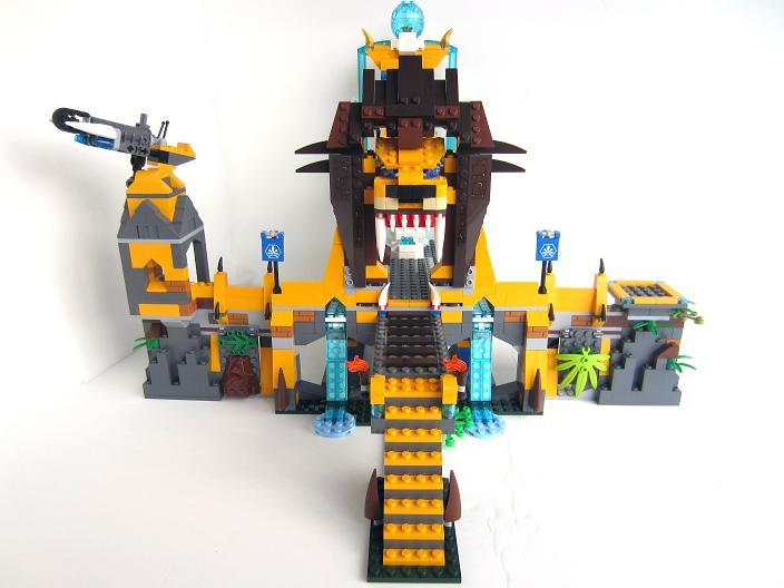 temple lion chima