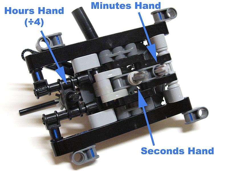 Philos Lego Technic Cuckoo Clock Lego Technic And Model Team