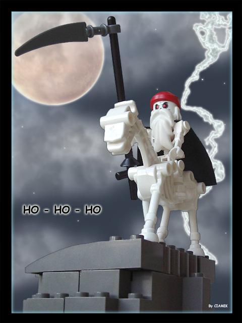 Grim Santa
