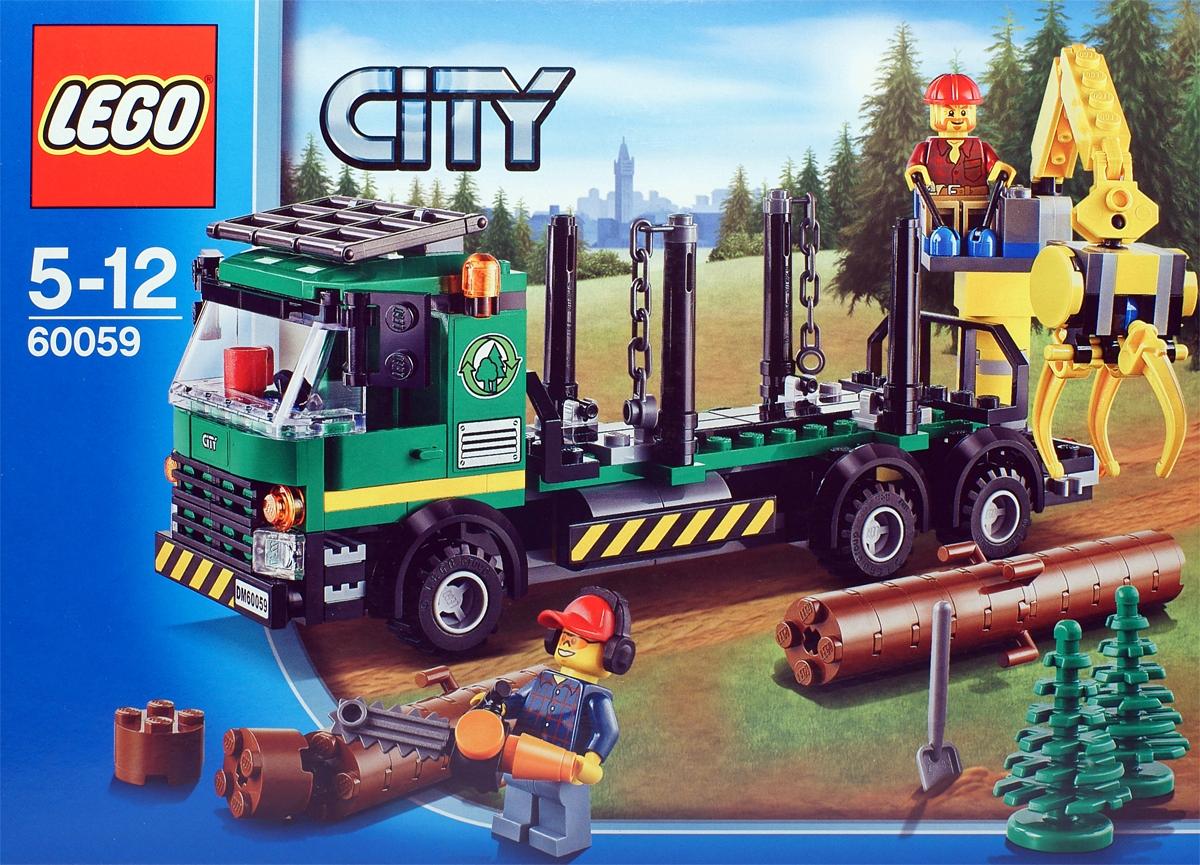 Forum Miłośników Klocków Lego View Topic 60059 Logging Truck