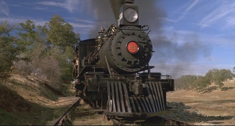 Back To The Future Iii Train