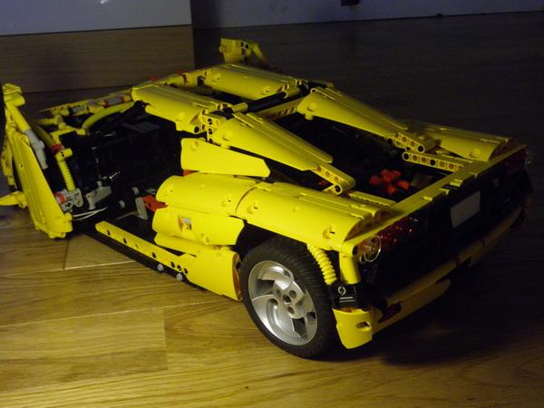 imgp9746_resize.jpg. The Door Hinge & Koenigsegg CCX almost completed - LEGO Technic Mindstorms \u0026 Model ...