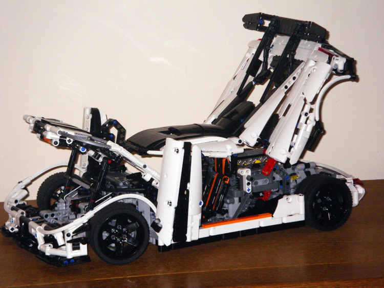 wip koenigsegg one 1 page 2 lego technic mindstorms. Black Bedroom Furniture Sets. Home Design Ideas