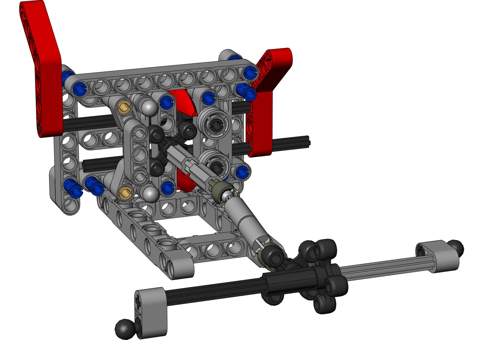 wip koenigsegg one 1 lego technic mindstorms model. Black Bedroom Furniture Sets. Home Design Ideas