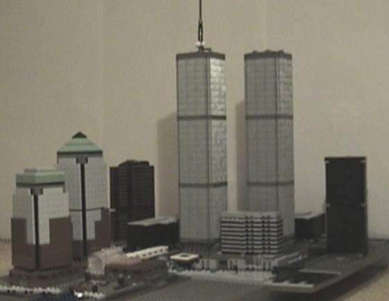 New pictures of Lego World Trade Centre - SkyscraperCity