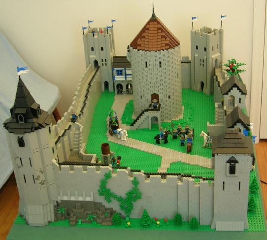 Golden Shpleem: Big Castle