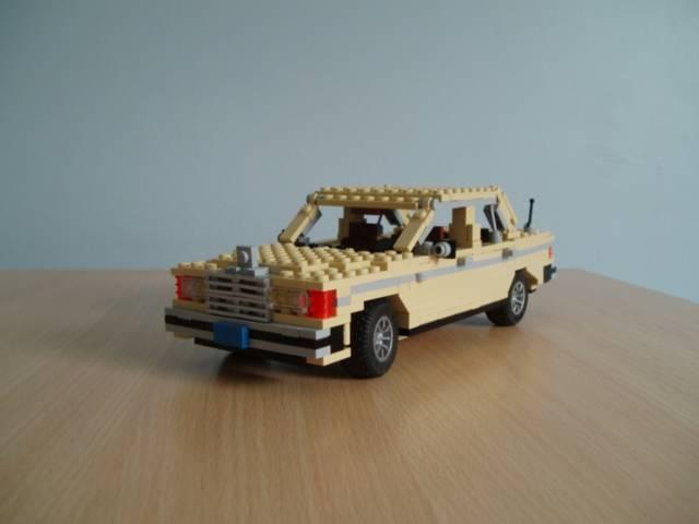 Лего самоделки как сделать машину