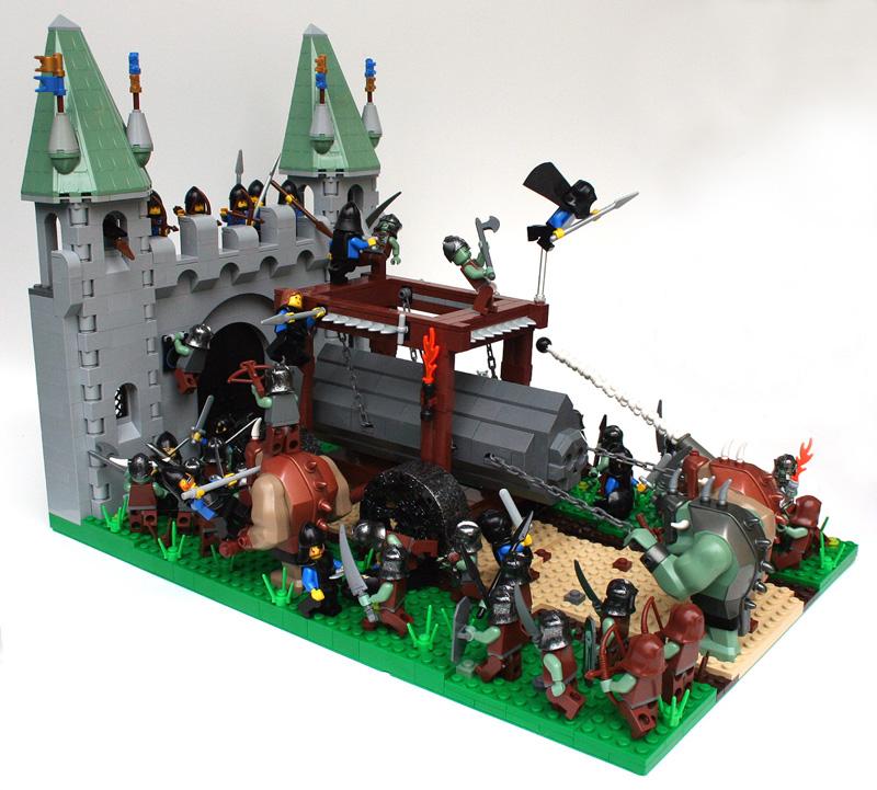 Classic Castlecom View Topic Cccvi Castle Siege Orc Ram O Rama
