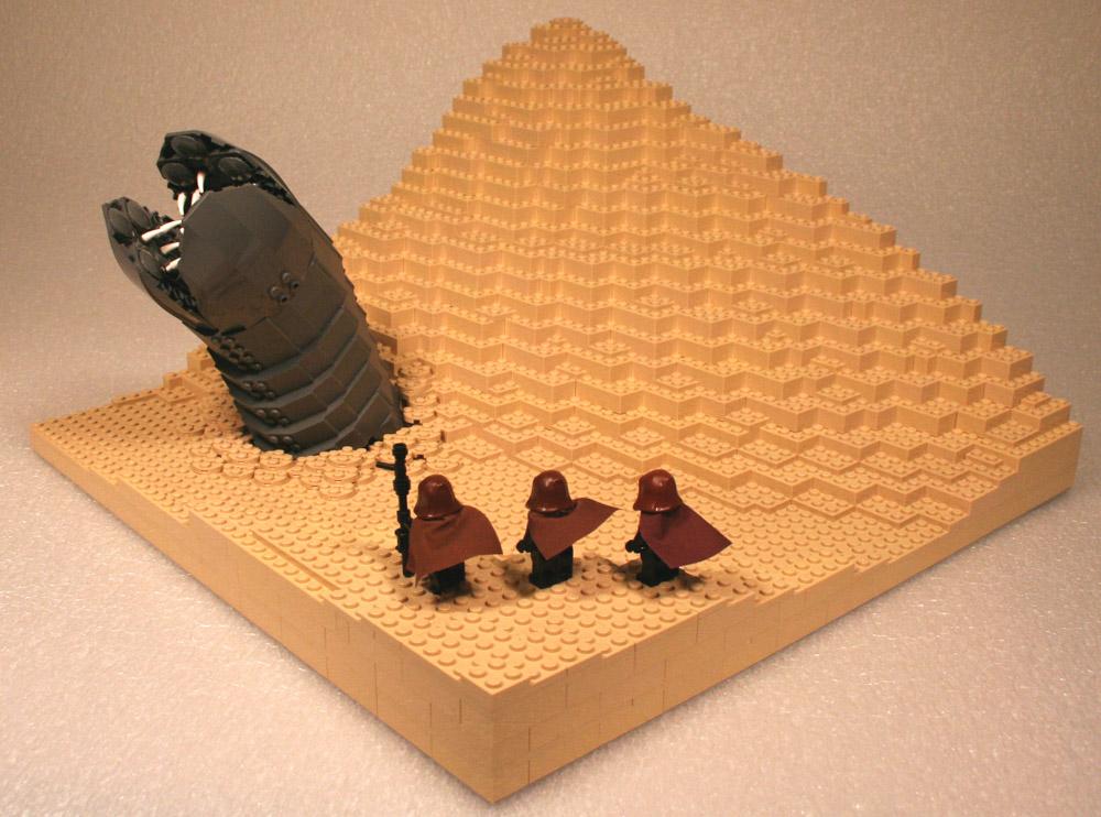 Dune Scene