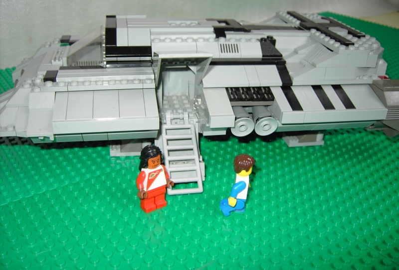 [LEGO] Créations d'oeuvres célèbres - Page 15 4