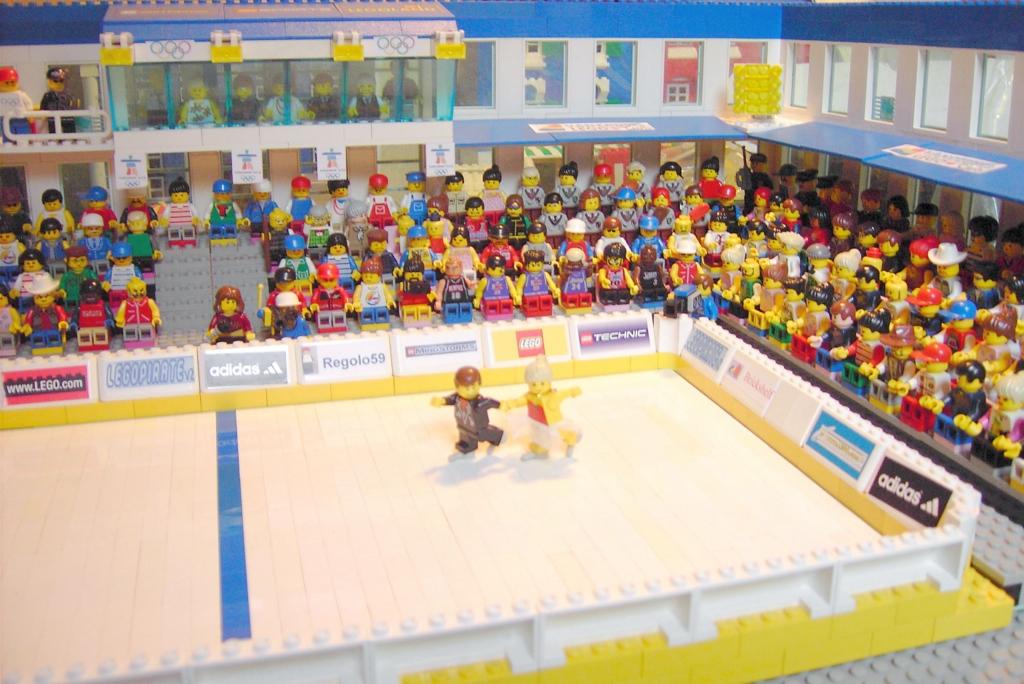 Afficher le sujet c moc patinage vancouvert - Comment faire une ville lego city ...
