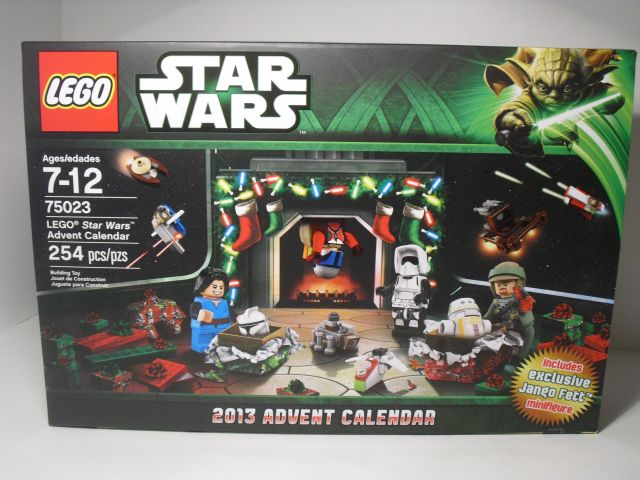 REVIEW]:75023 Star Wars Advent Calendar - LEGO Star Wars ...