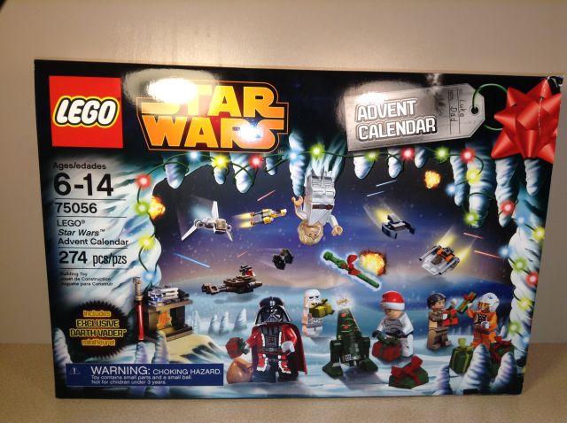 REVIEW: 75056 Star Wars Advent Calendar 2014 - LEGO Star Wars ...