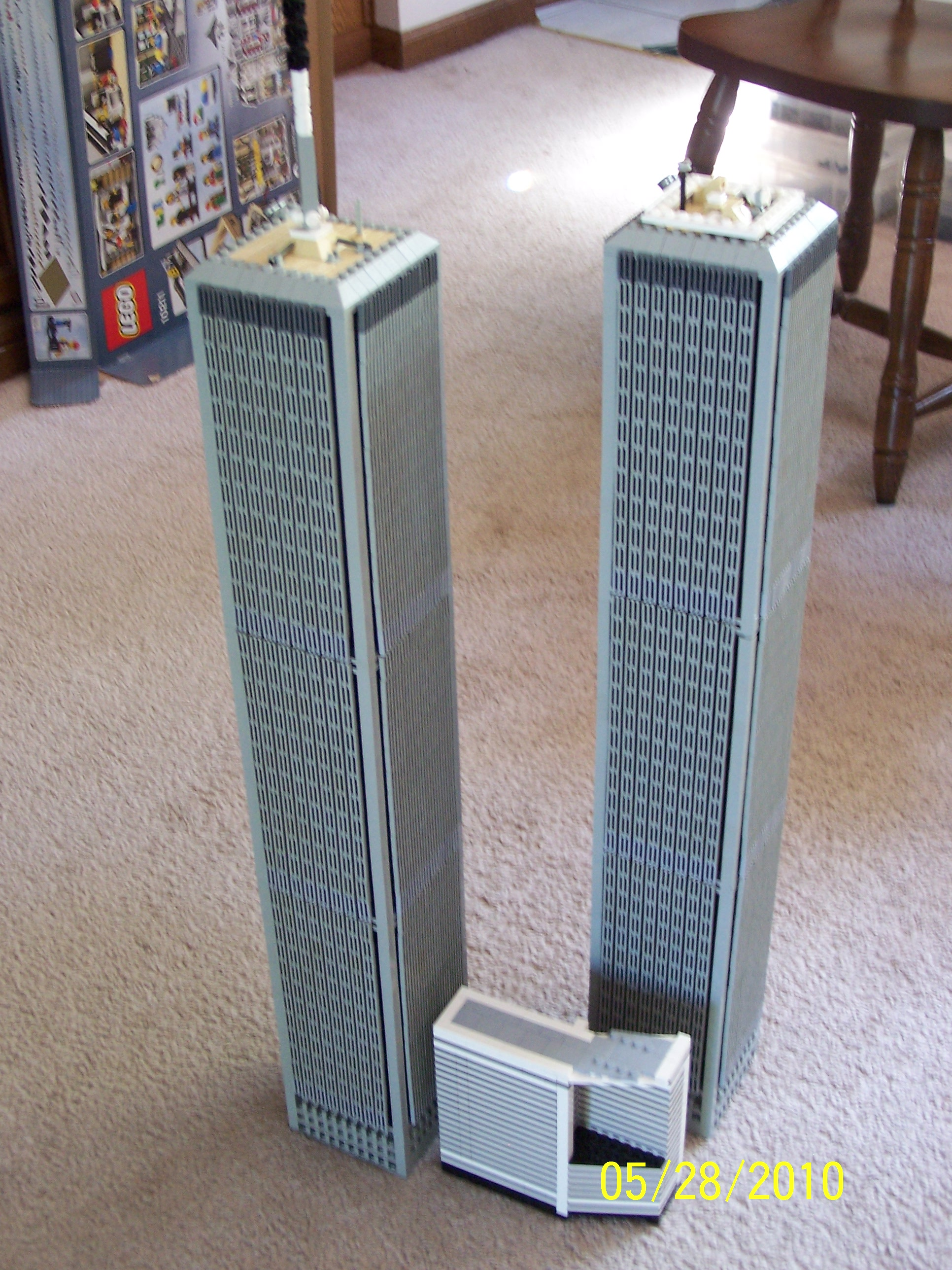 lego marina bay sands instructions