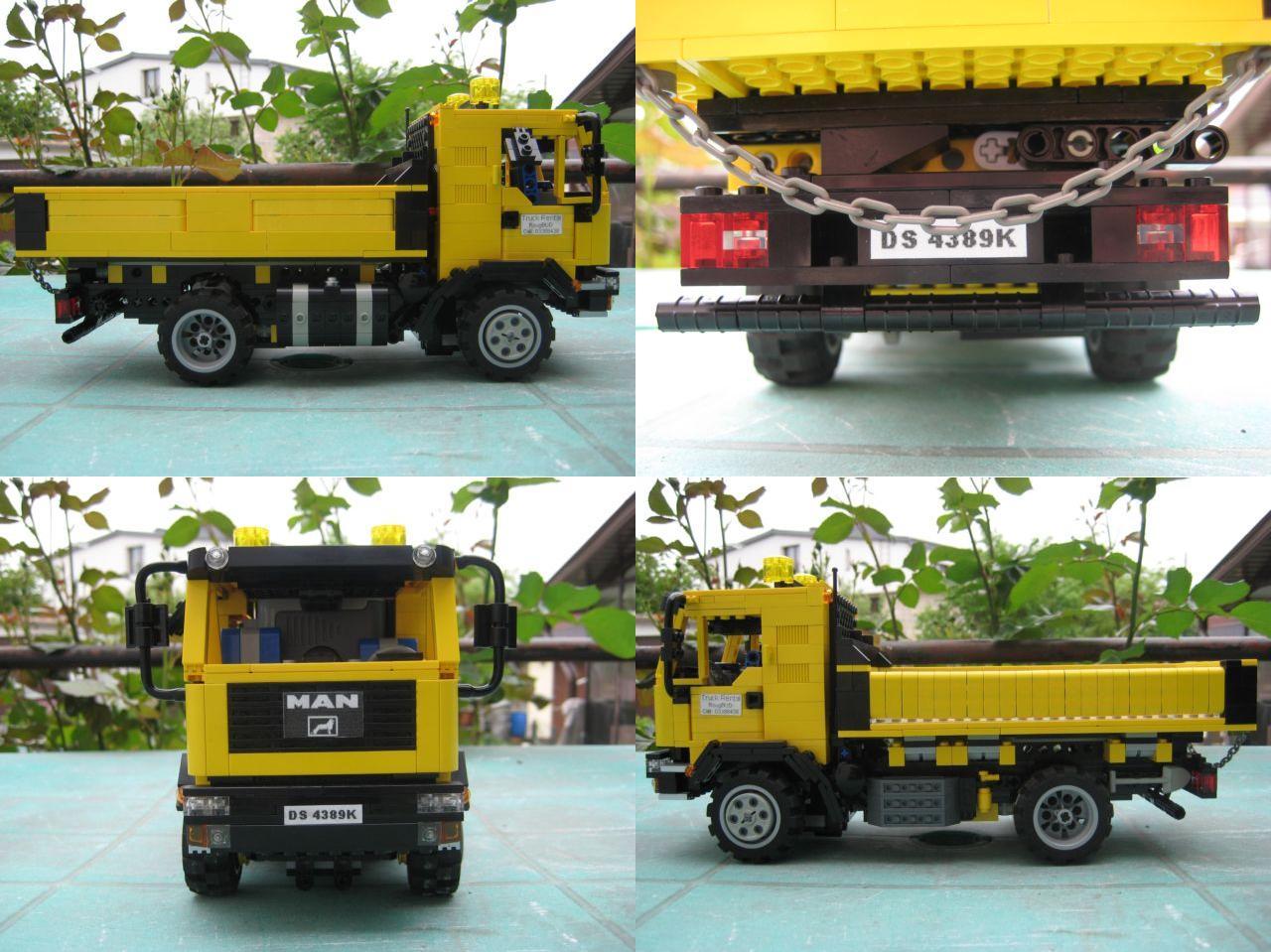 Лего грузовики фото