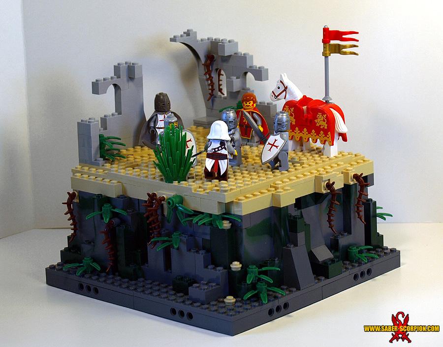 Lego Assassin S Creed Assassinscreed