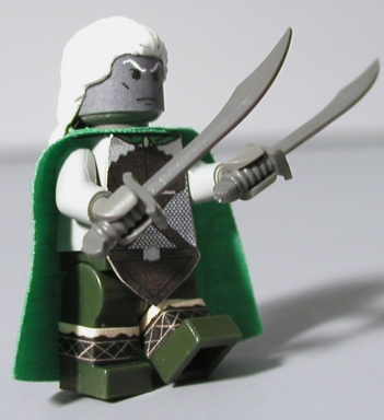 Drizzts Scimitars Drizzt s armor decal is based