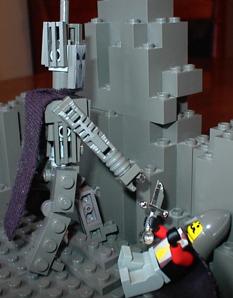 The Battle Of The Second Age A Lego Creation By Justin Saber