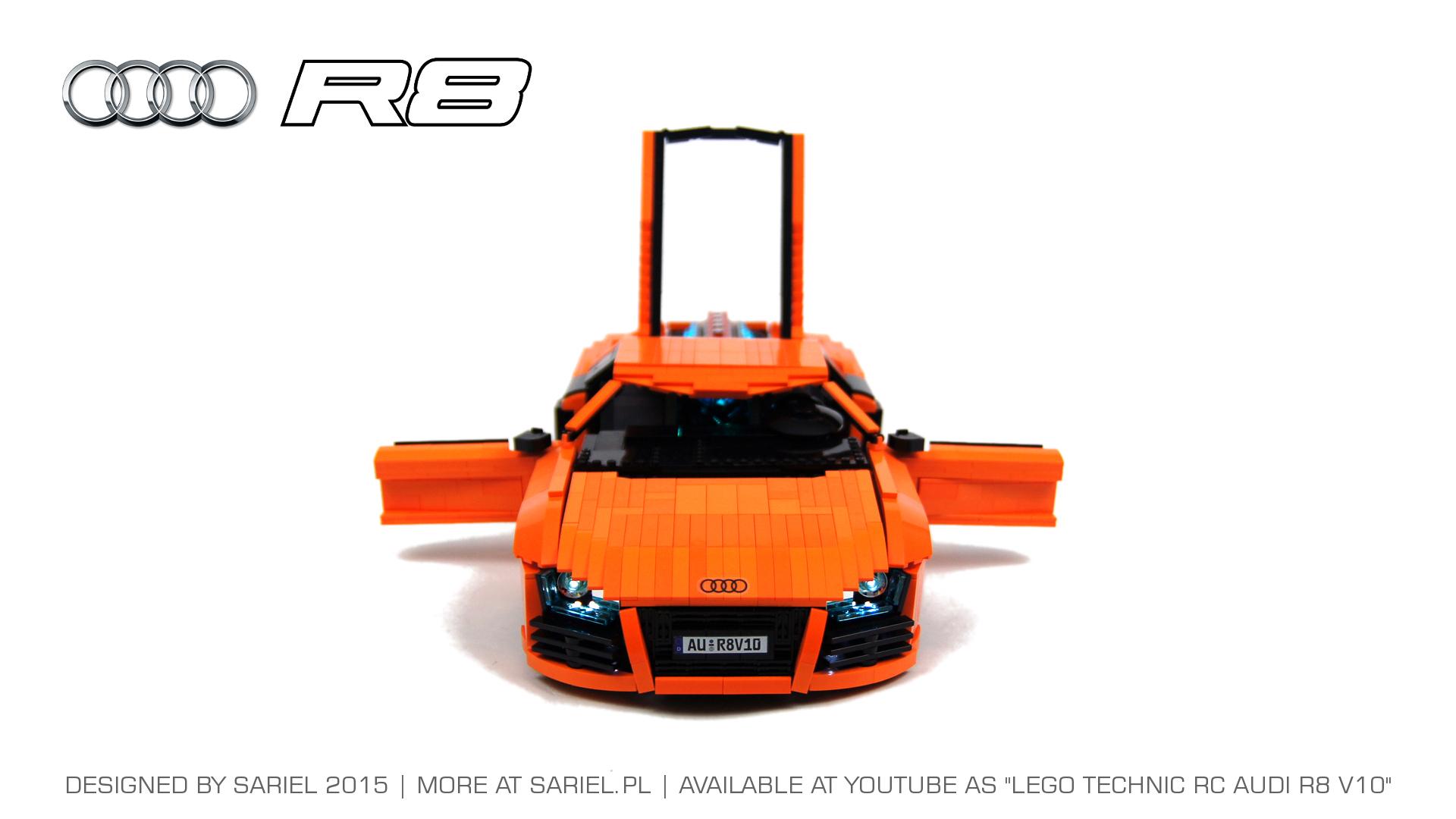 Sariel Audi R8 V10