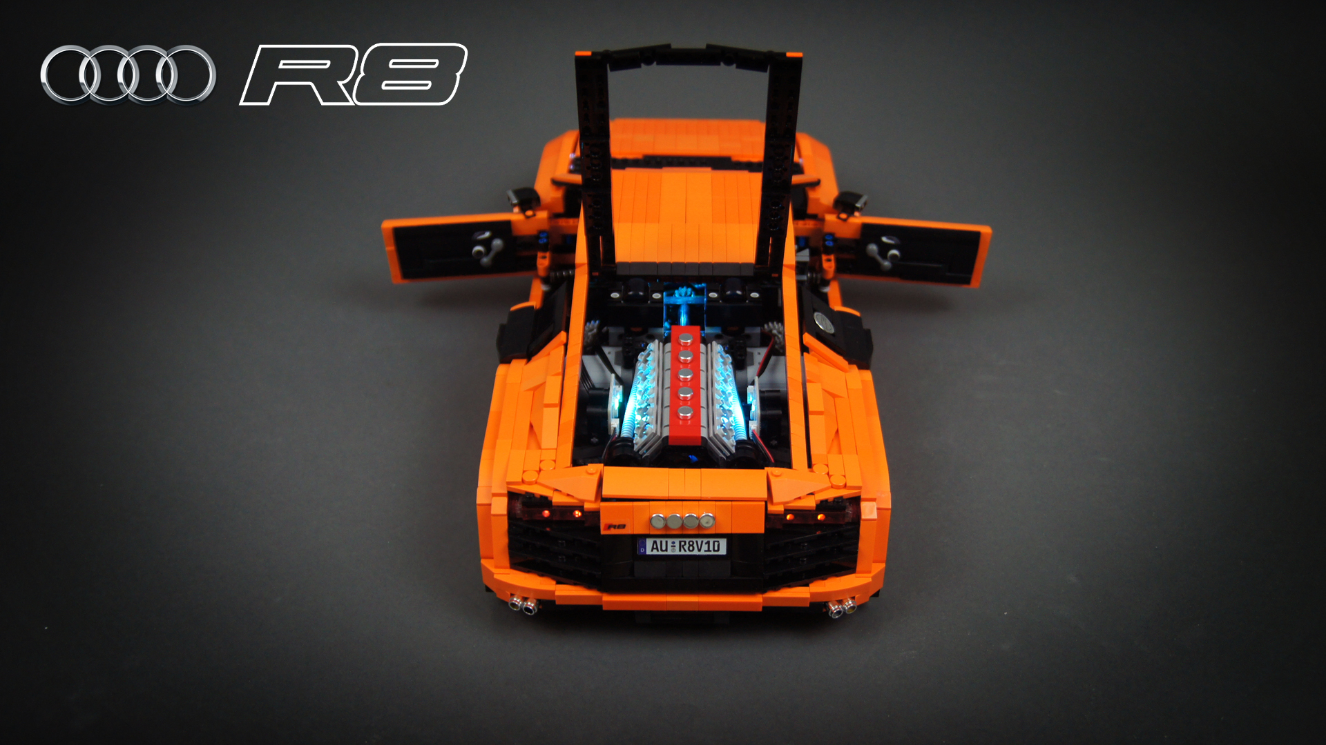 Build An Audi >> Audi R8 V10 - LEGO Technic, Mindstorms & Model Team - Eurobricks Forums