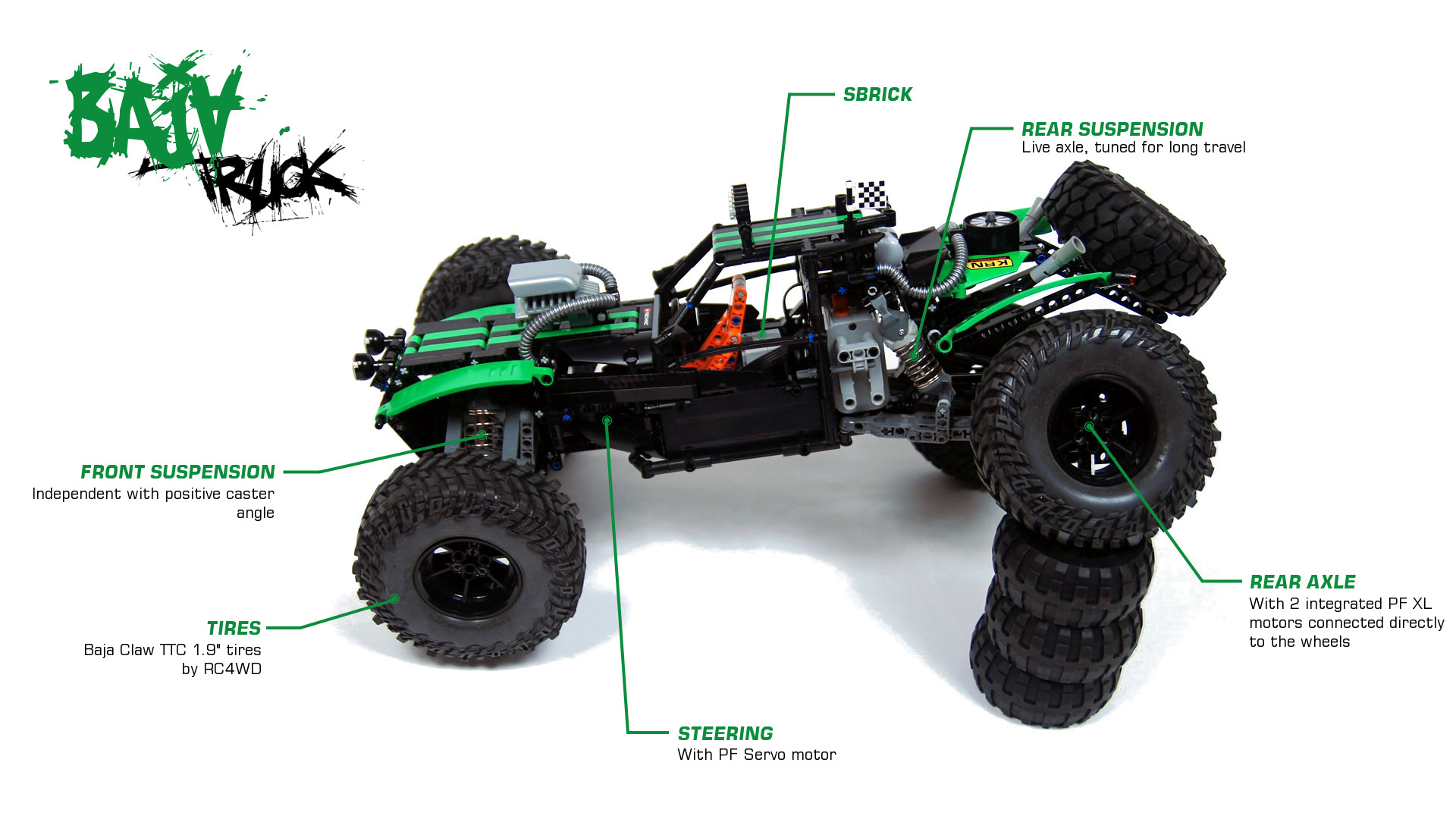 rc car baja with More 3208 on Light Bar Mount For Roof Racks p 3478 moreover Watch moreover Fg Goes 4wd On Road Nurnberg as well 110 18th Scale Rc Bodies as well 195192 Conception Hpi Baja 5b Tarmac.