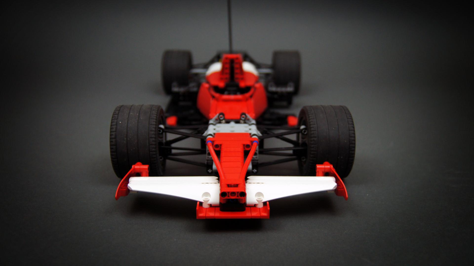 Sariel Pl 187 F1 Car