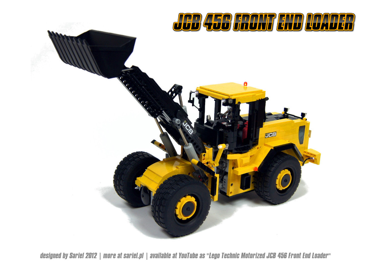 Wiring Lego Tractor Wire Center John Deere 5103 Diagram Sariel Pl Jcb 456 Front End Loader Rh Harness Ignition Switch
