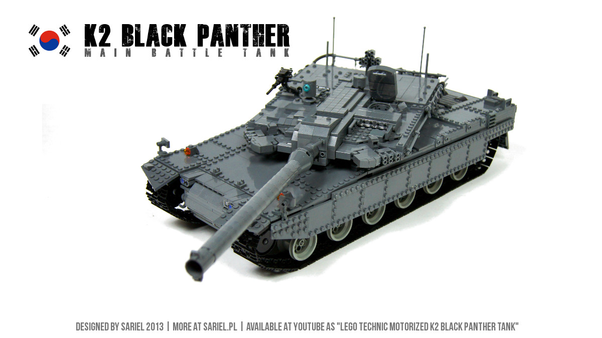 Sariel pl » K2 Black Panther