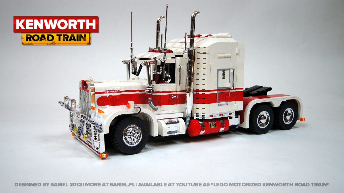 Kenworth Road Train Got This Jeep 5 Tire Rotation Diagram See More 784 01