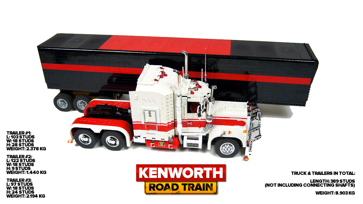 electric toy trucks with Kenworth Road Train on 201792427545 together with Utility Trailers moreover 182066233297 in addition Electric Cars And Trucks For Kids likewise Watch.