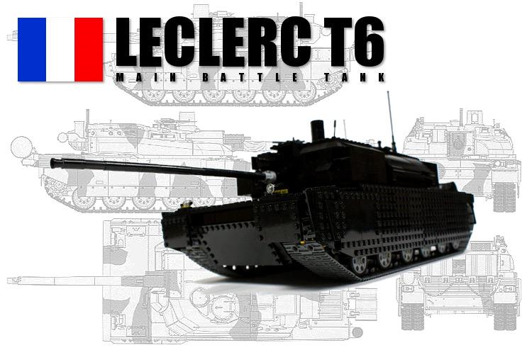 Leclerc T6