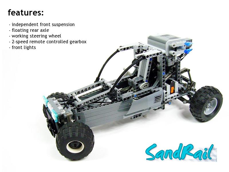 Sariel pl » SandRail