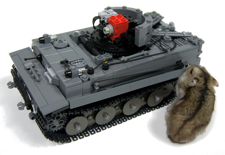 Sariel Tiger Tank