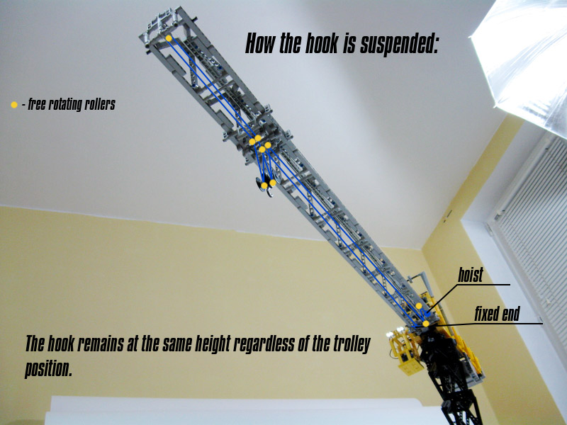 Sariel Tower Crane