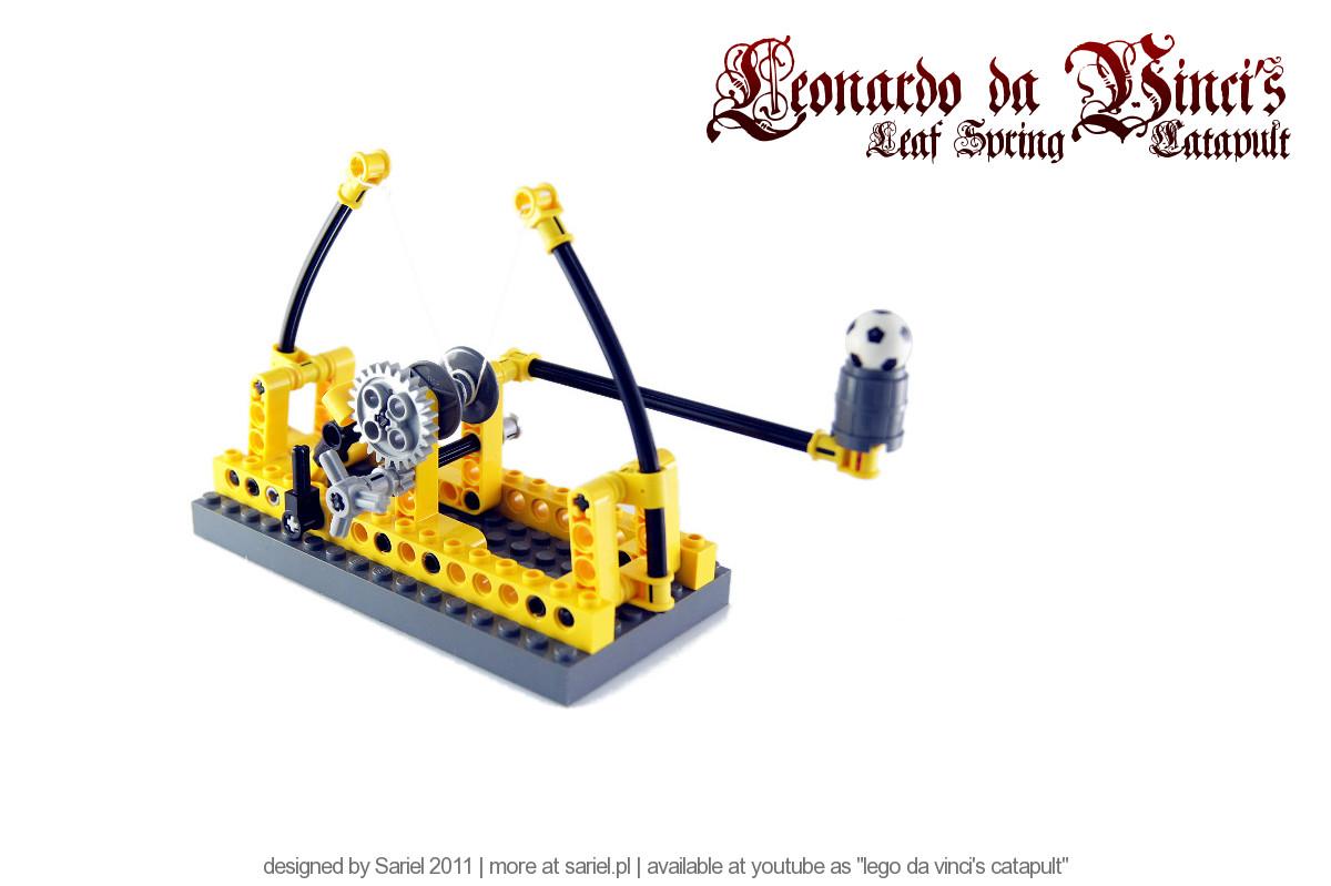 Sariel Da Vincis Catapult