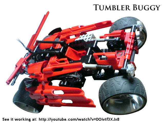 Tumbler Buggy