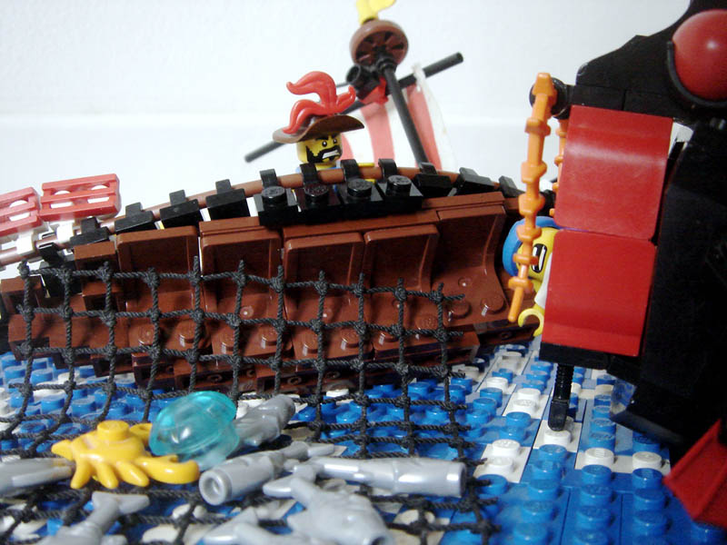 Great fishing spot a lego creation by sebeus i for Free fishing spots near me
